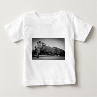 Detroit slutlig järnvägdieselmotor 104 tee shirt