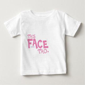 Detta ansikte Tho - MzSandino T Shirt