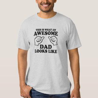 Detta är vilka enorma looks för en pappa gillar t shirt