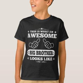 Detta är vilka enorma Looks för en storebror Tröja