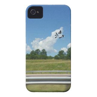 Detta moln betyder affär iPhone 4 cover