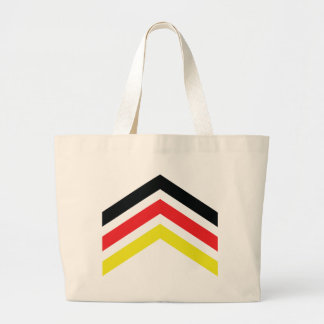 Deutschland Flagge symbol Tote Bag