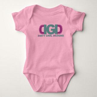DGD-baby! 6 månader Tee Shirt