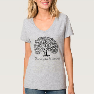 DGM-tackTreesus utslagsplats Tee Shirt