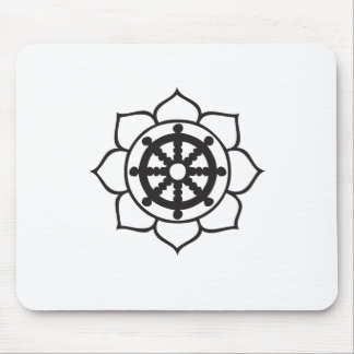 Dharma rullar lotusblomma musmatta