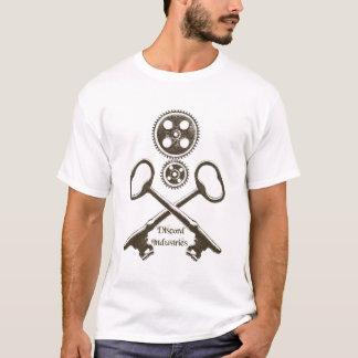 DI Korsa Stämma och Gears v 2,0 Tee Shirts