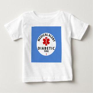 DIABETIES-TYP - 1 T SHIRT