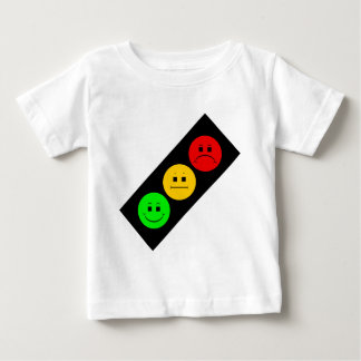 Diagonal moody Stoplight T Shirts