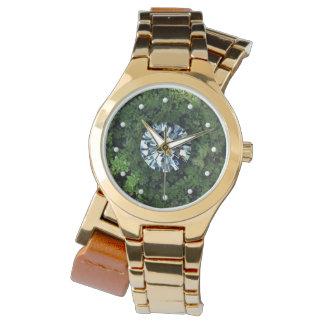 Diamant i det grova armbandsuret