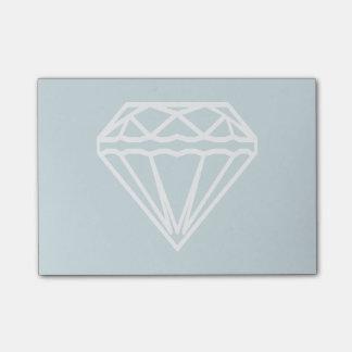 Diamant Post-it Lappar
