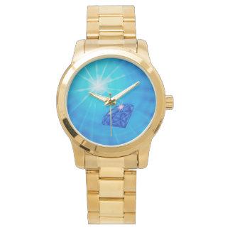 Diamant - Reichtum Armbandsur