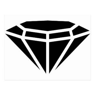 diamant vykort