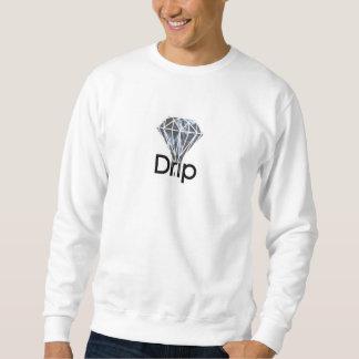 Diamantdroppande Sweatshirt