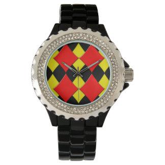 Diamanter Armbandsur