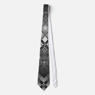 Diamantkor kläcker tien slips