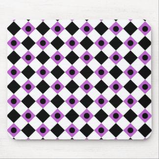 Diamantmönster #94 mus mattor