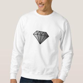 Diamantsvettskjorta Långärmad Tröja