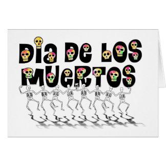 Diameter 11-1 De Los Muertos (dansben) OBS Kort