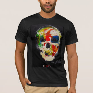 Diameter De Los Muertos ENHET t-skjorta av Lia T-shirts