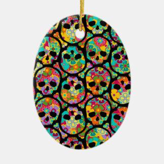 diameter de los muertos julgransprydnad keramik