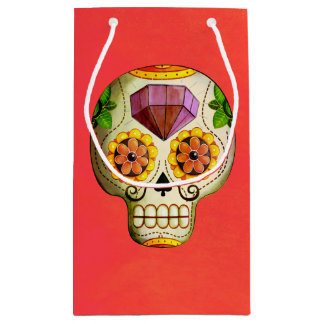 Diameter de Los Muertos Mexikan sockerskalle