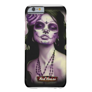 Diameter De Los muertos Pinup Barely There iPhone 6 Fodral