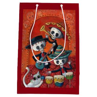 Diameter de Los Muertos Skelett MariachiTrio