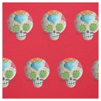 Diameter de Los Muertos Sockra skalle med Tyg