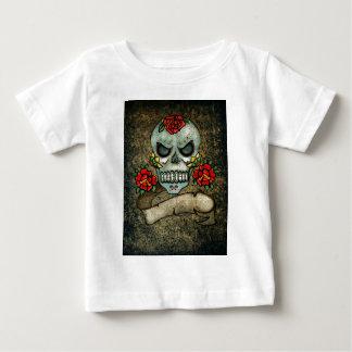 Diameter De Los Muertos Stigning sockerskalle Tshirts