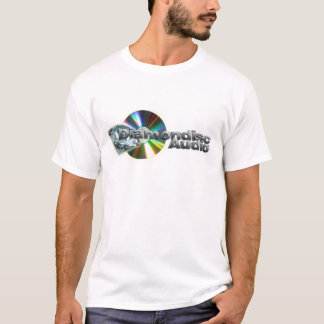 Diamondisc audio tshirts