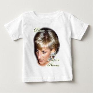 Diana bemannar princessen t-shirt