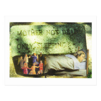Dibble_Art37_Mother_Not_Dead Vykort