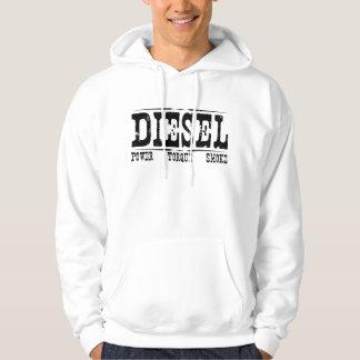 Diesel- Grunge Hoody Sweatshirt