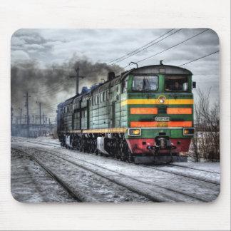 Diesel- lokomotiv musmatta