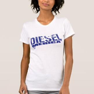 Diesel- Merica skjorta Tee Shirts