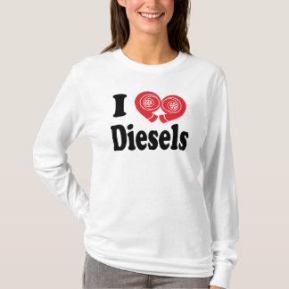 DieselHeart T Shirts