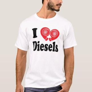 DieselHeart T-shirts