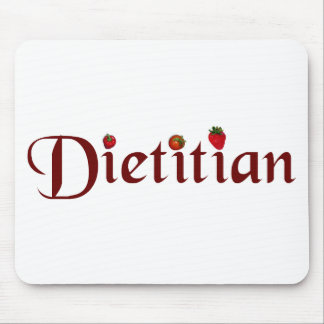 Dietitian Mousepad Musmatta