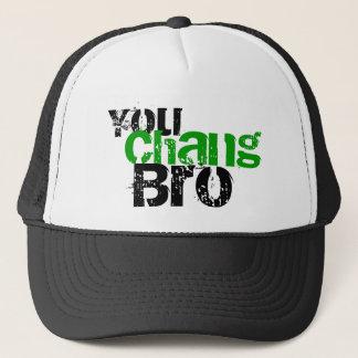 Dig billig hawaii för chang bro hatt truckerkeps