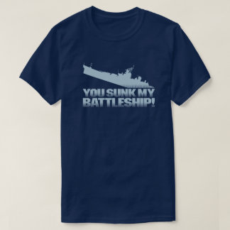 Dig som sjunkas min för typografiGamer för T Shirt