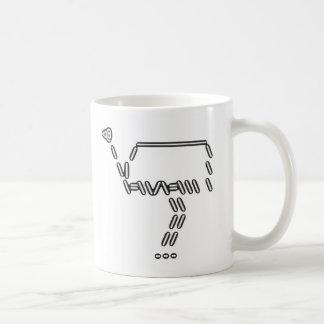 Digi Ostrichmugg Kaffemugg