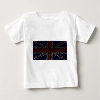 digital flagga (den fackliga jacken) t shirts