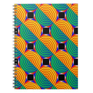 Digital soluppgånganteckningsbok anteckningsbok