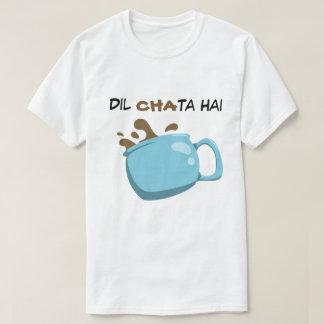 """""""Dil Chata Hai """", Tee Shirts"""
