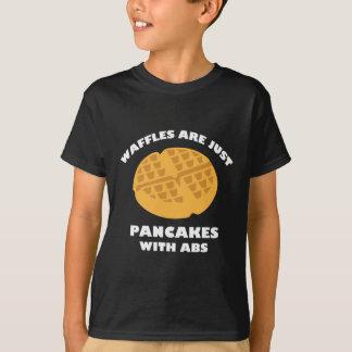 Dillandear är precis pannkakor med Abs Tröjor