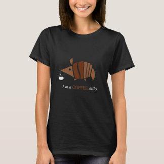 Dillos Epidemy - kaffe Tee Shirt
