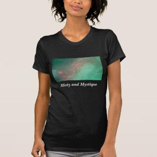 Dimmigt och nimbus tee shirt
