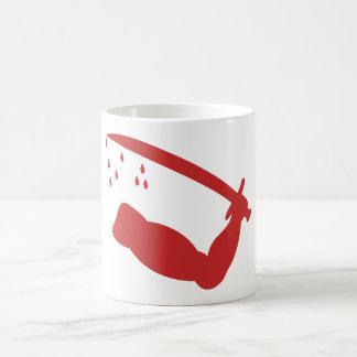 Dimmits mugg för kaffe för Goliad flagga