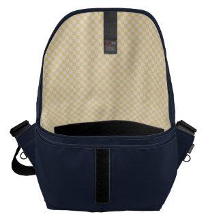 Din anpassningsbar messenger bag
