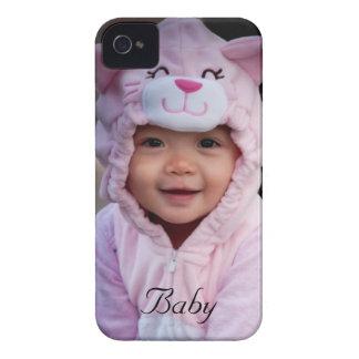 Din bebis på ett blackberry boldfodral iPhone 4 cover